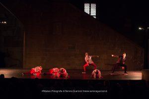 Mystes - Dreamscape - Florence Dance Festival 2017
