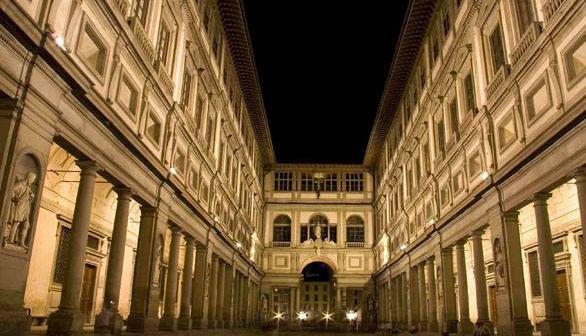 Uffizi Live - Mystes - Galleria degli Uffizi Firenze