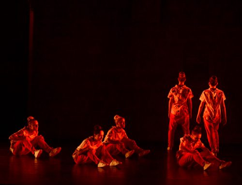 Mystes al XXVIII Florence Dance Festival