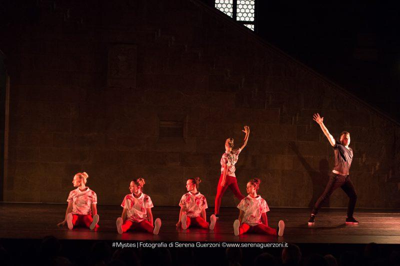 Mystes - Dreamscape Florence Dance Festival 2017