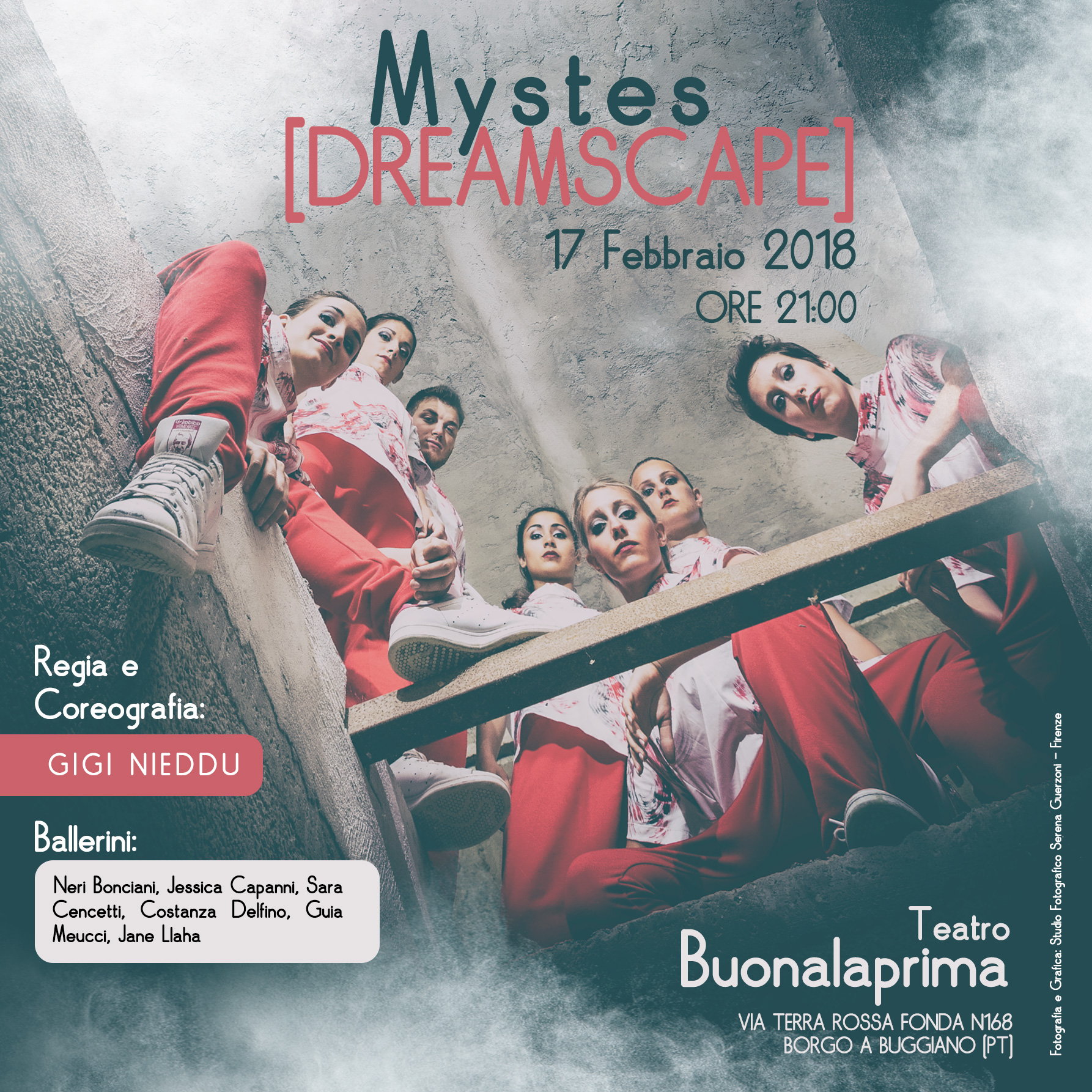 Mystes – Dreamscape – 17 February