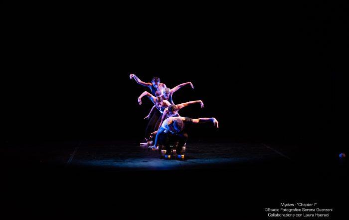 Mystes al Florence Dance Festival 2019 - Sipario